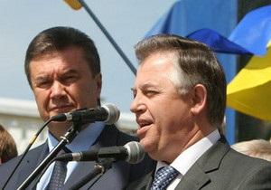 Янукович поздравил Симоненко с 60-летием