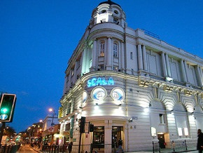 В Лондоне пройдет концерт участников московского Евровидения-2009