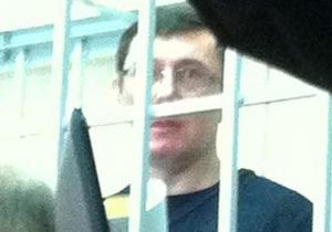 Луценко обещает бороться из тюрьмы за каждый голос на выборах в Раду 2012 года