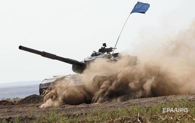 ОБСЄ: Донецьк проводить навчання в заборонених місцях