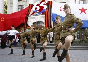 В День Победы каждый третий украинский телезритель смотрел трансляцию парада