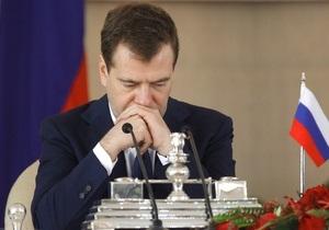 Медведев: Если РФ не будет участвовать в ПРО НАТО, придется принимать  неприятные решения