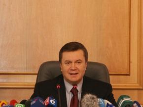 Янукович считает политику Тимошенко пиратской