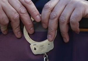 новости Киева - взятка - В Киеве задержан главный инспектор департамента МВД за получение взятки