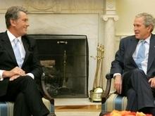 В Вашингтоне проходят переговоры Ющенко и Буша