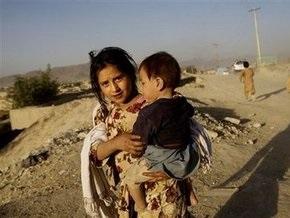 Авиация НАТО ошибочно нанесла бомбовый удар по населенному пункту в Афганистане