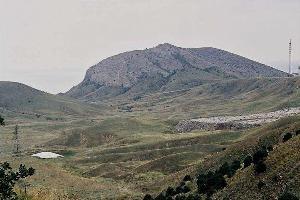 новости Крыма - горы - В Крыму в горах нашли тело мужчины