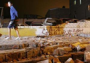 Число пострадавших при землетрясении в Перу превысило 80 человек