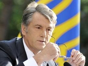 Ющенко о языке: Вопрос не стоит  или-или . Здесь не должно быть противоречий