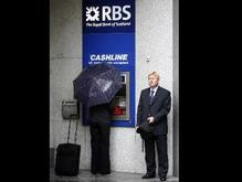 Акции трех крупнейших британских банков обвалились