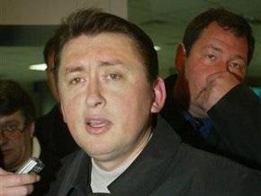 Мельниченко подал документы для регистрации кандидатом в президенты
