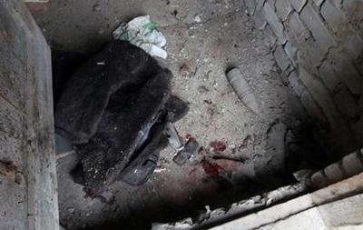 ВХарьковской области в итоге взрыва снаряда умер местный гражданин