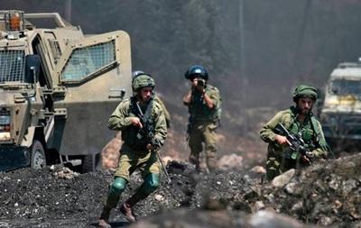 Военные выполнили контролируемый взрыв около границы сГазой
