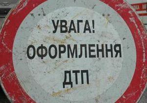 ДТП в центре Киева: студент-иностранец сбил бабушку