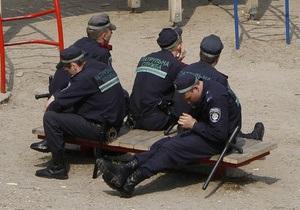 В Киеве осудили пятерых милиционеров за участие в преступной группировке