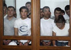 В Казахстане осудили более 30 нефтяников за Жанаозен