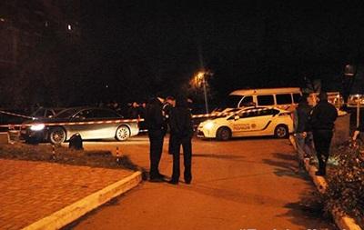 В центре Харькова обстреляли авто, водитель погиб