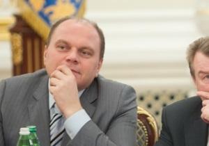 Министр культуры готовится спеть Януковичу и главам церквей