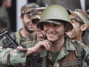 Россия объявила, что Грузия готовится к новой войне