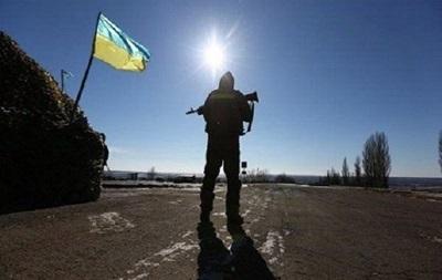 Узоні АТО один український боєць загинув, щеодного поранено