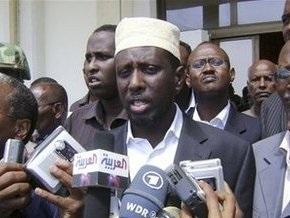 Резиденция сомалийского президента подверглась обстрелу