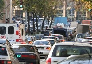 В Украине начали конфисковывать авто с иностранными номерами - газета