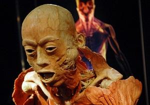 Фотогалерея: Такие вот тела. В Киеве открылась знаменитая выставка The Human Body