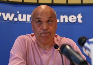 Ъ: Москаль покидает пост начальника милиции Крыма
