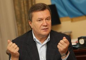 Янукович рассказал, в чем состоит взаимный интерес Украины и России