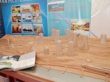 Курорт «Золотой пляж» стал одним из стратегических инвестиционных проектов, представленных Автономной Республикой Крым  в рамках VII Международного инвестиционного форума «Сочи 2008»