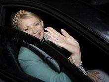 Тимошенко запретила перекрывать движение для своего кортежа