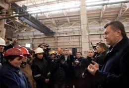 Янукович заявил, что главная цель внешней политики Украины - экономизация