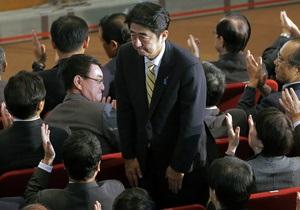 Антикитайские настроения: бывший премьер Японии может снова возглавить правительство