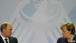 HRW просит Меркель и Олланда повлиять на Путина