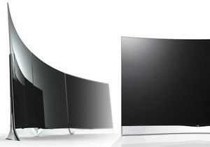 Домашний IMAX. LG представила изогнутый OLED-телевизор