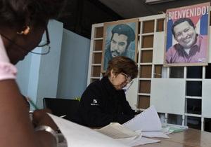 На Кубе завершены выборы в парламент и муниципалитет