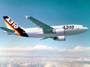 СМИ: Упавший лайнер А-310 летел из Парижа и перед аварией совершил остановки в пяти городах