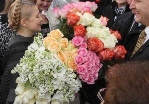 Тюльпан Юля: харьковский селекционер назвал новые сорта тюльпанов в честь Тимошенко