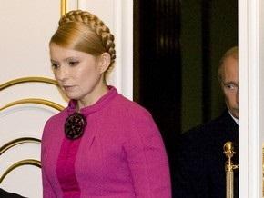 Тимошенко определилась с датой визита в Москву