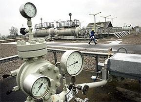 Украина сокращает добычу газа