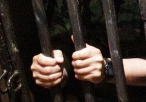 В Николаеве персонал колонии был вынужден применить силу к четырем осужденным - ГПтС