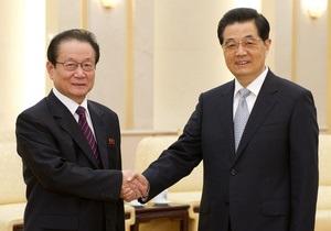 Лидер Китая заверил КНДР в стратегическом партнерстве