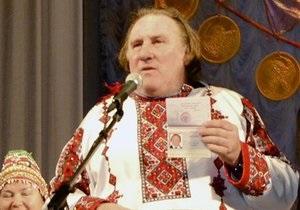 Гражданин России Жерар Депардье предстанет перед французским судом за вождение в пьяном виде