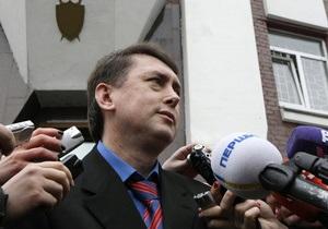 Адвокат Мирославы Гонгадзе настаивает на возбуждении дела против Мельниченко
