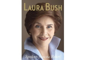 Лора Буш написала мемуары