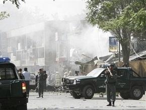 Под Кабулом взорвался грузовик, перевозивший взрывчатку: 25 человек погибли