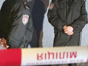 В Виннице неизвестные в спортивных шапках ограбили Укрпочту