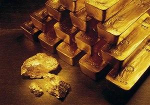 Золото дорожает в ожидании решений европейского Центробанка