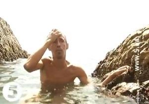 Новости Украины - Алексей Панин: Алексей Панин не покидал Украину. Журналисты застали актера на нудистском пляже в Крыму