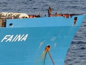 Сомалийские пираты изменили условия выкупа за Фаину